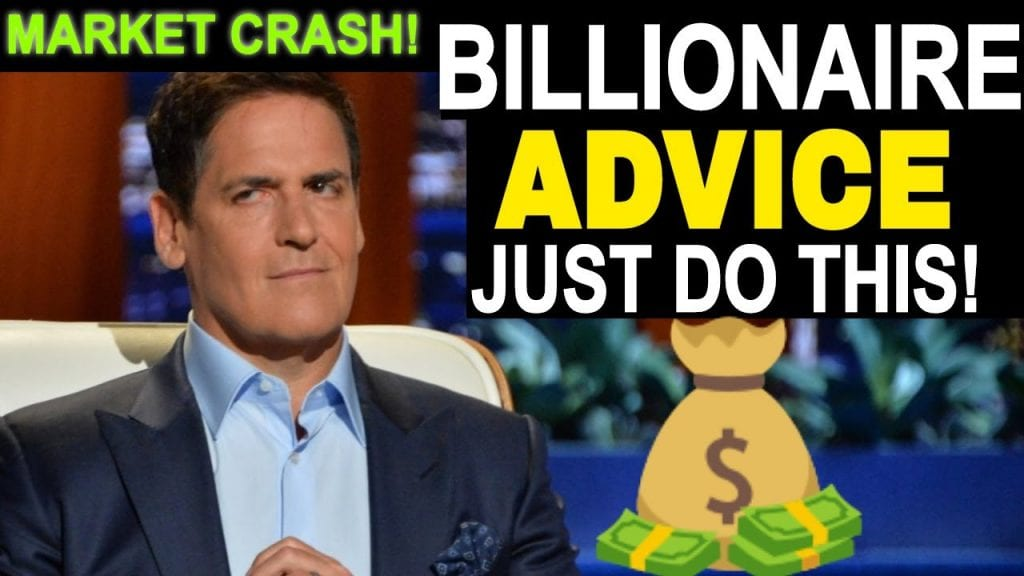 MARK CUBAN - BILLIONAIRE EXPLAINS HOW TO SURVIVE THE STOCK MARKET CRASH AND RUN FOR PRESIDENT IN 2024