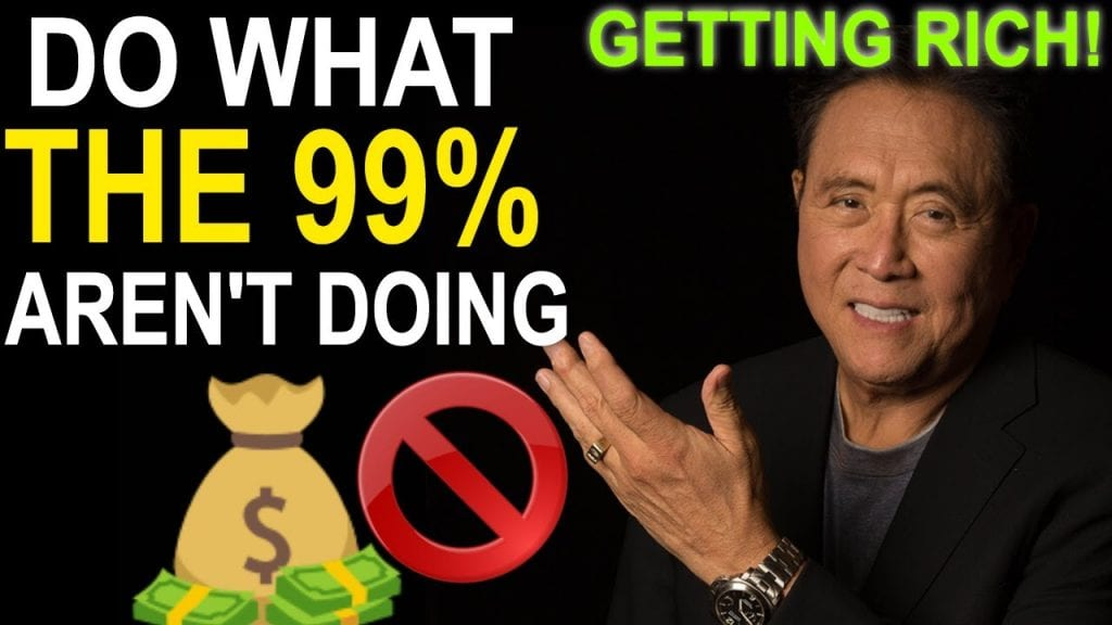 ROBERT KIYOSAKI - THE MARKET CRASH IS A DEPRESSION. HERE'S HOW TO MAKE MONEY. (Rich Dad Poor Dad)