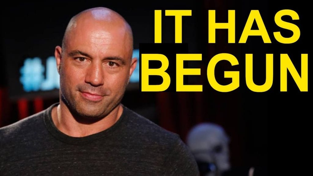 My Response to Joe Rogan's $100 Million Deal with Spotify - The Great Awakening Has Begun