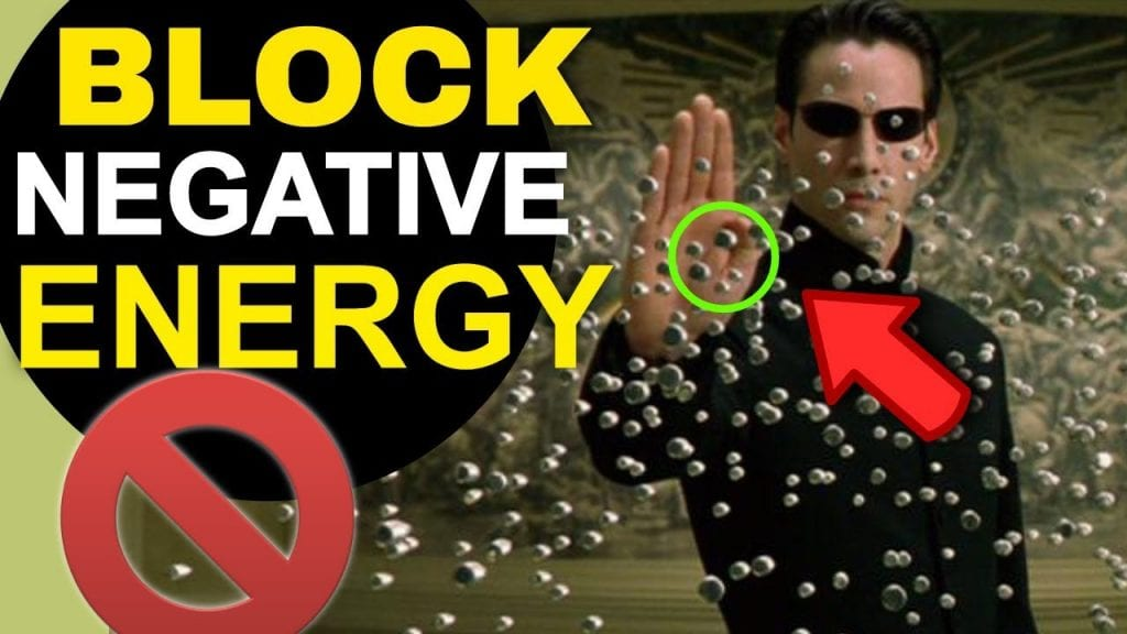 How To NOT Let People's NEGATIVE ENERGY Affect You.. MUST WATCH!!!