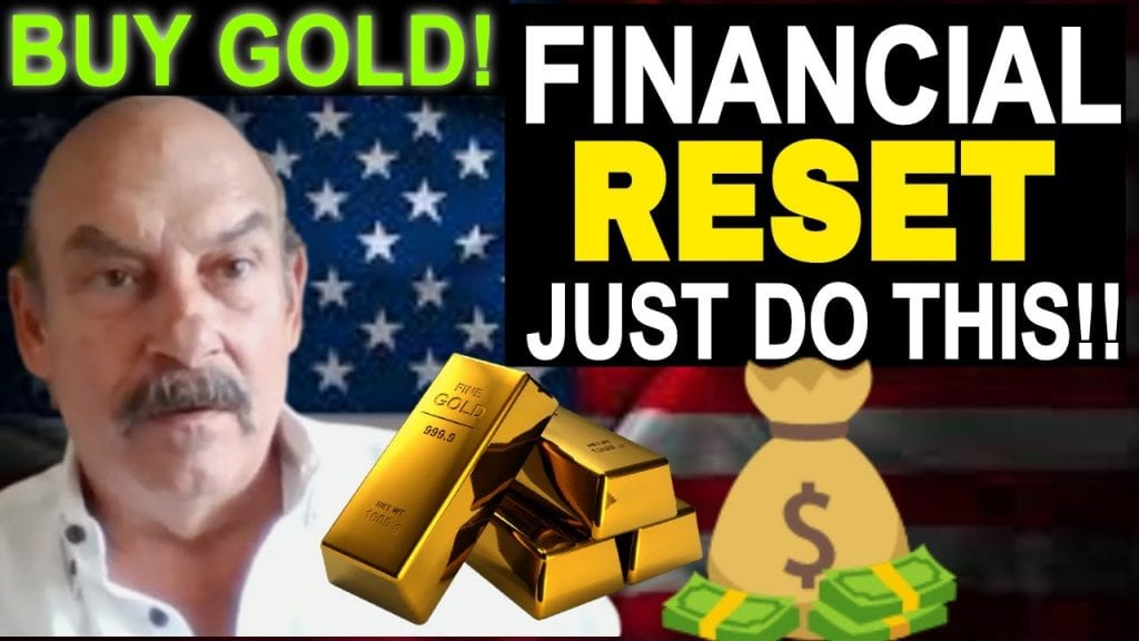 BILL HOLTER: The Monetary Reset Is Coming?! Buy Gold and Silver...