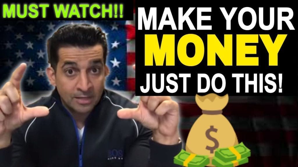 PATRICK BET-DAVID: NOW IS THE TIME TO GET RICH AND MAKE YOUR MONEY.. MUST WATCH!!