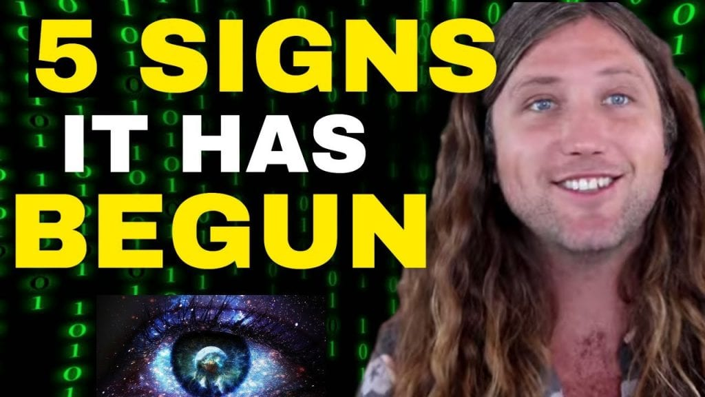 5 Shocking Signs THE GREAT AWAKENING Has Begun... (What To Expect)