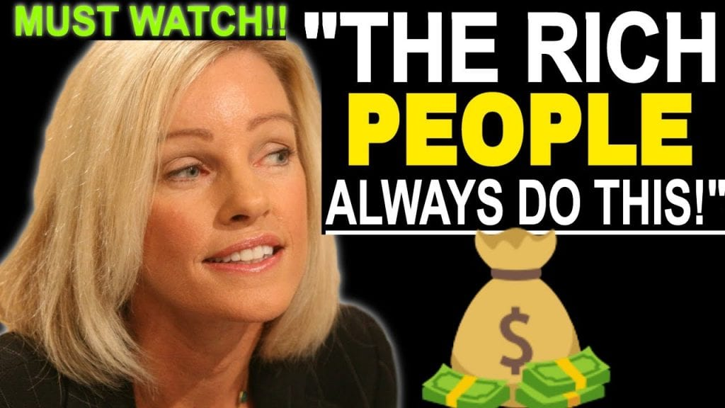 KIM KIYOSAKI: What RICH PEOPLE Know About Investing, Taxes and Getting Rich - (Rich Dad Poor Dad)