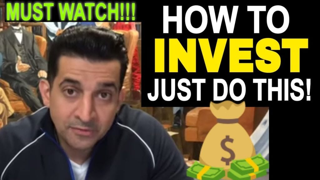 Multi Millionaire Explains How To Invest During Stock Market Crash - Patrick Bet-David