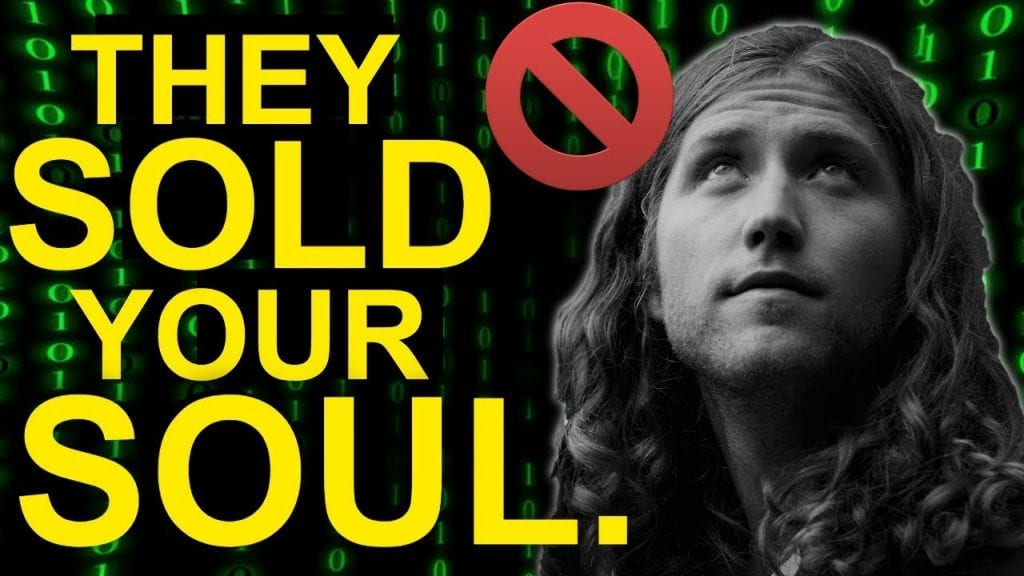 They Sold Your Soul.. (You Won't Believe What's Actually Happening)