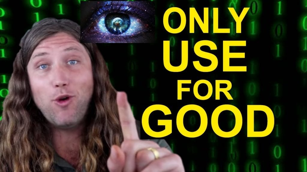 The Great Awakening -- 3 Secrets To Only Use For Good