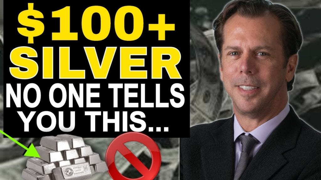 Keith Neumeyer: $100 SILVER IS COMING!! $5,000 GOLD? First Majestic Silver and Precious Metals!!