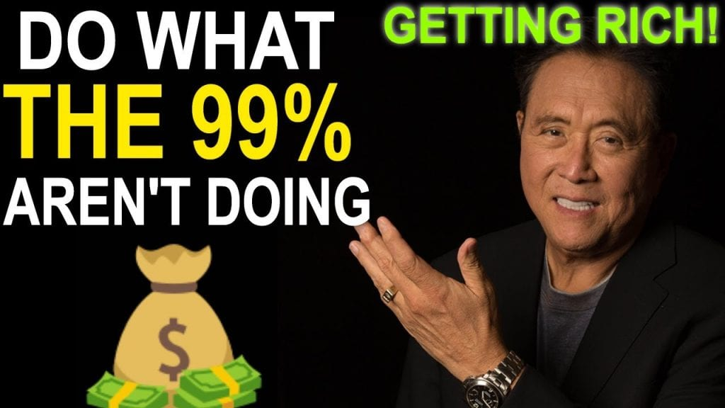 Robert Kiyosaki: How To Survive The Next Market Crash - Think For Yourself! ( Rich Dad Poor Dad)