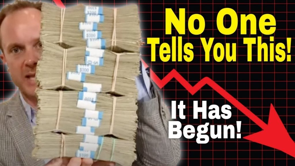 Cashless Society Will Send Gold Past $2,500 in 2020. Buy Gold Stocks! - E.B. Tucker