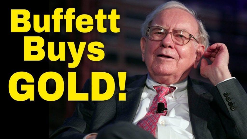 Breaking News: Warren Buffett Buys Gold!! It's Time To Buy Gold & Gold Stocks!!!!