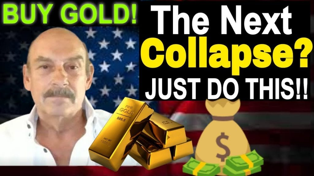 Bill Holter: Gold And Silver Will Be The #1 Investment When The Next Financial Crash Happens
