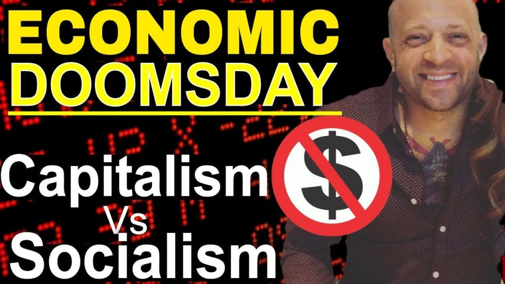 Capitalism vs Socialism ? Economic Collapse From Hyperinflation? Chris Irons Blasts The FED!!