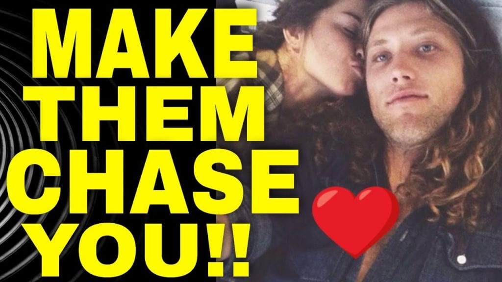STOP Chasing Love and Relationships - Instead Do This! (Make Them Chase You!!)