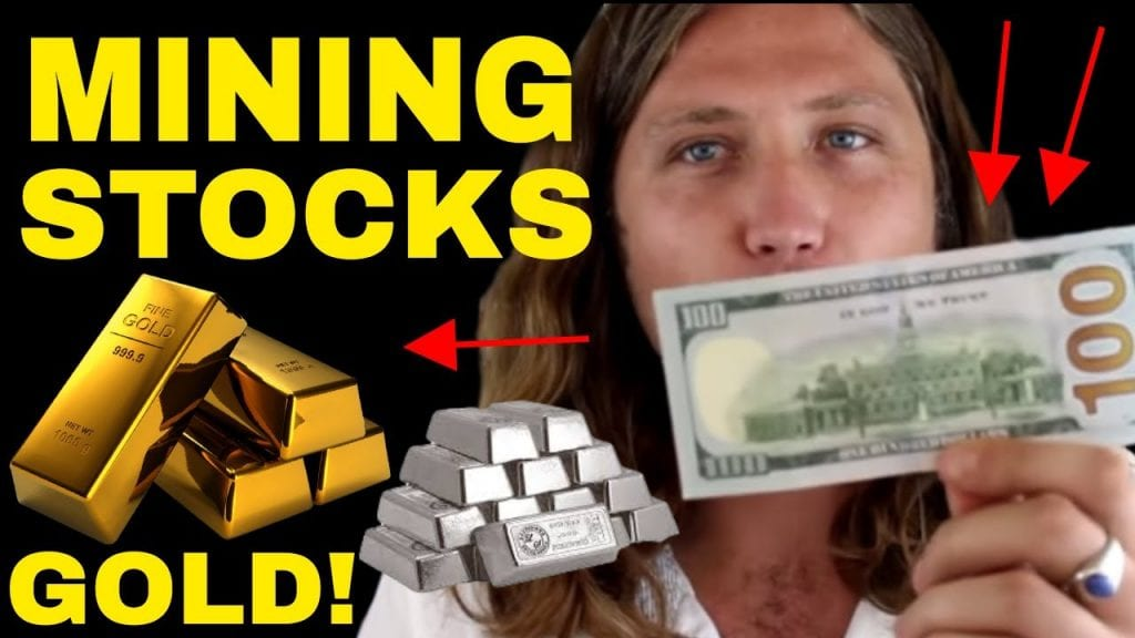 Gold Stocks, Silver Stock and Mining Stocks BREAKOUT!!! (My Portfolio Top Gainers)