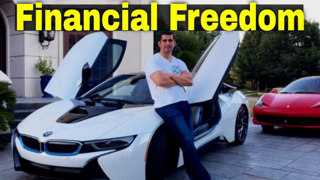The Truth About Universal Basic Income, Financial Freedom & Making Money - Patrick Bet David