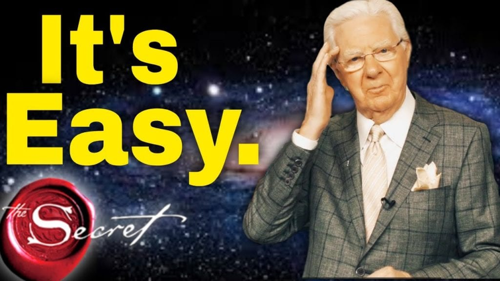 THE SECRET to the Law of Attraction and Manifestation -- Bob Proctor