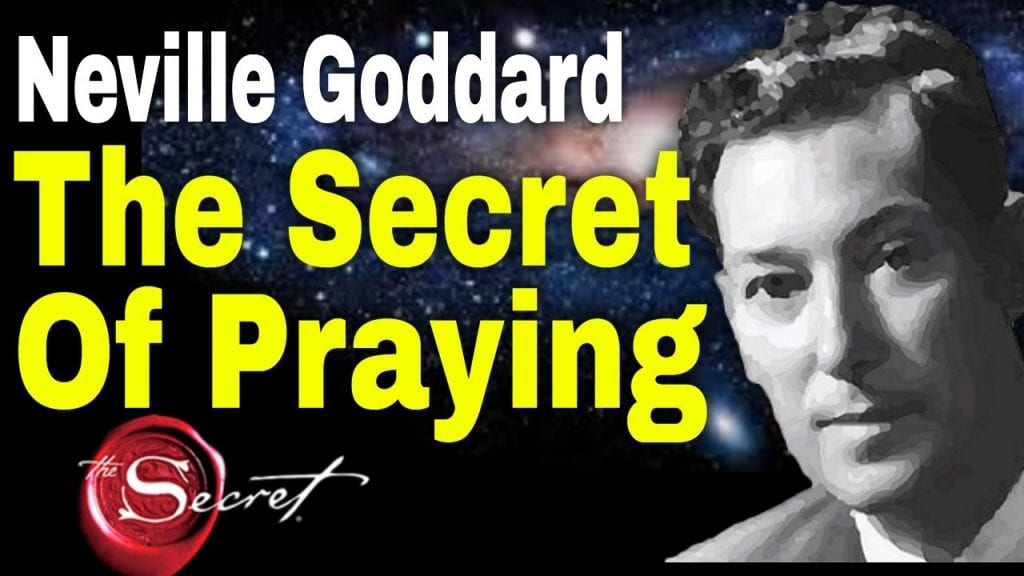 Neville Goddard Hidden Bible Prayer Technique To Manifest WHATEVER You Want