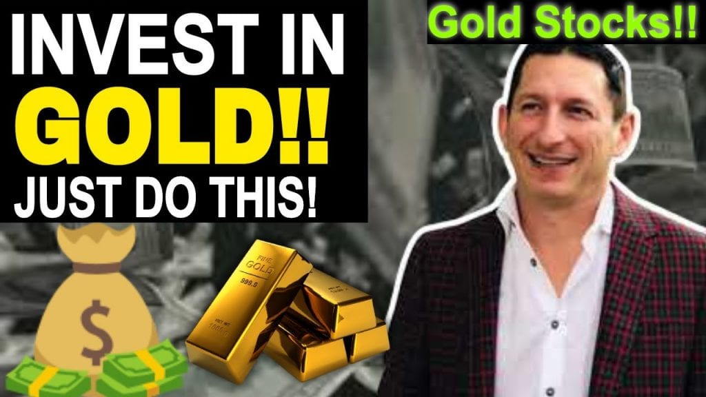 Investing In Gold and Gold Stocks Is The Next BIG Investment Trend!! - Marc Levy, CEO of Norsemont