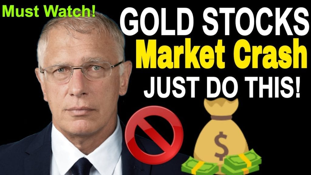 Doug Casey: Stock Market Crash Investment Legend Says Invest in Gold, Silver & Get Rich!