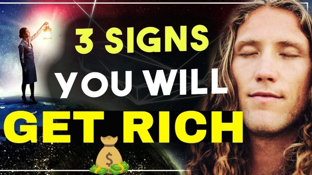 The 3 Shocking Signs You Will Get Rich In 2021