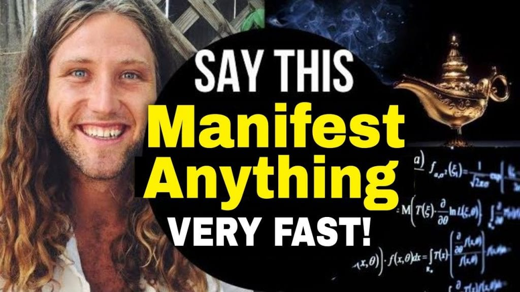 SAY THIS TO ATTRACT WHATEVER YOU WANT!! (Law of Attraction Secrets)