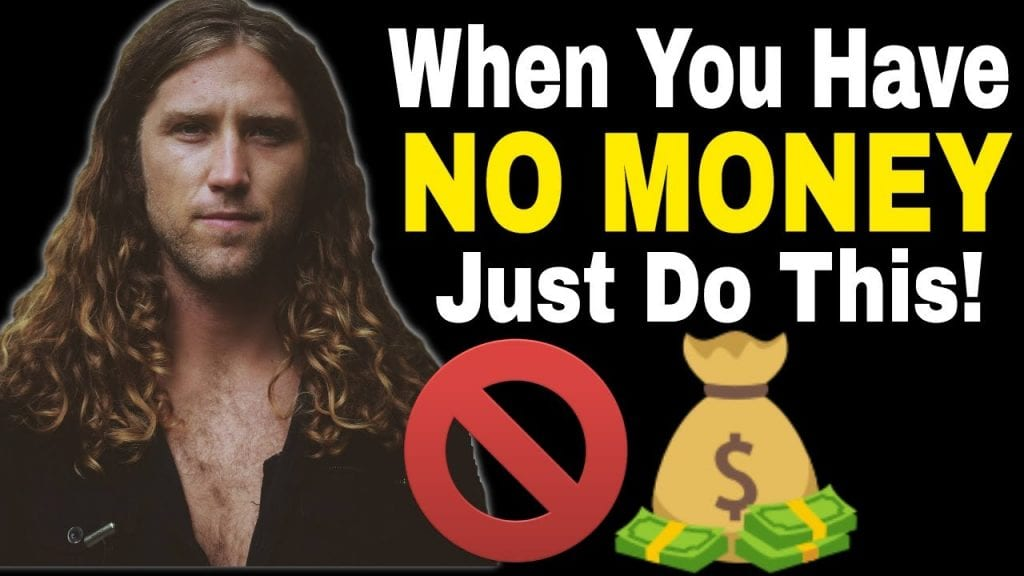 When You Have No Money Do This || Attract Money Like This!!