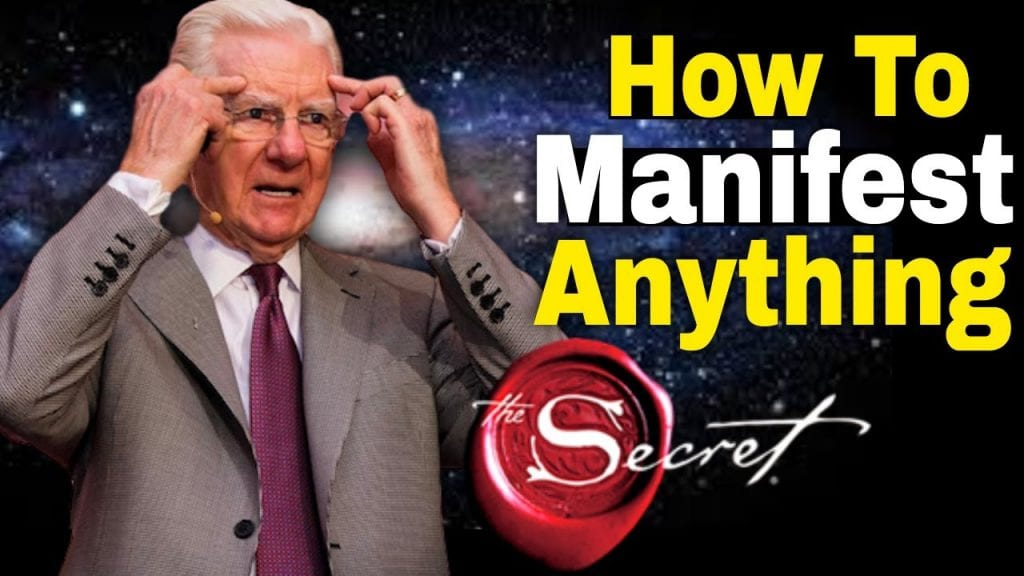 THE LAW OF ATTRACTION: how to manifest anything you want!