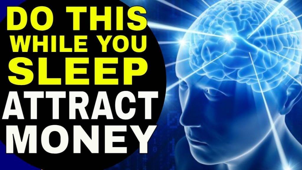 4 Hour Guided Meditation Deep Sleep Programming & Affirmations - Attract HUGE Amounts of Money