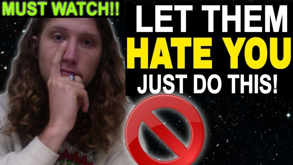 Let People Hate You