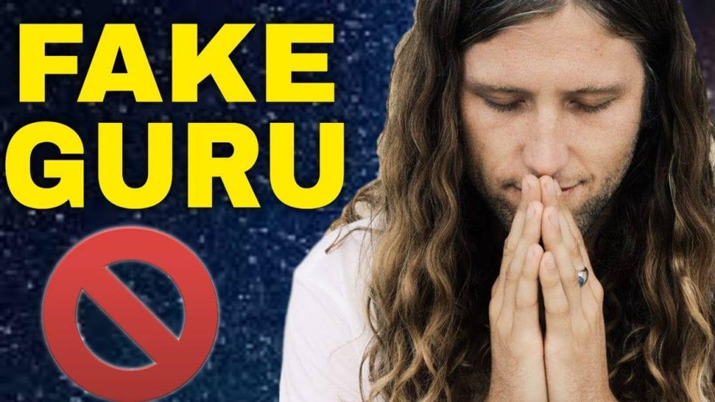 How To Spot A Fake Guru Or Spiritual Teacher || WARNING! (It's NOT What You Think)