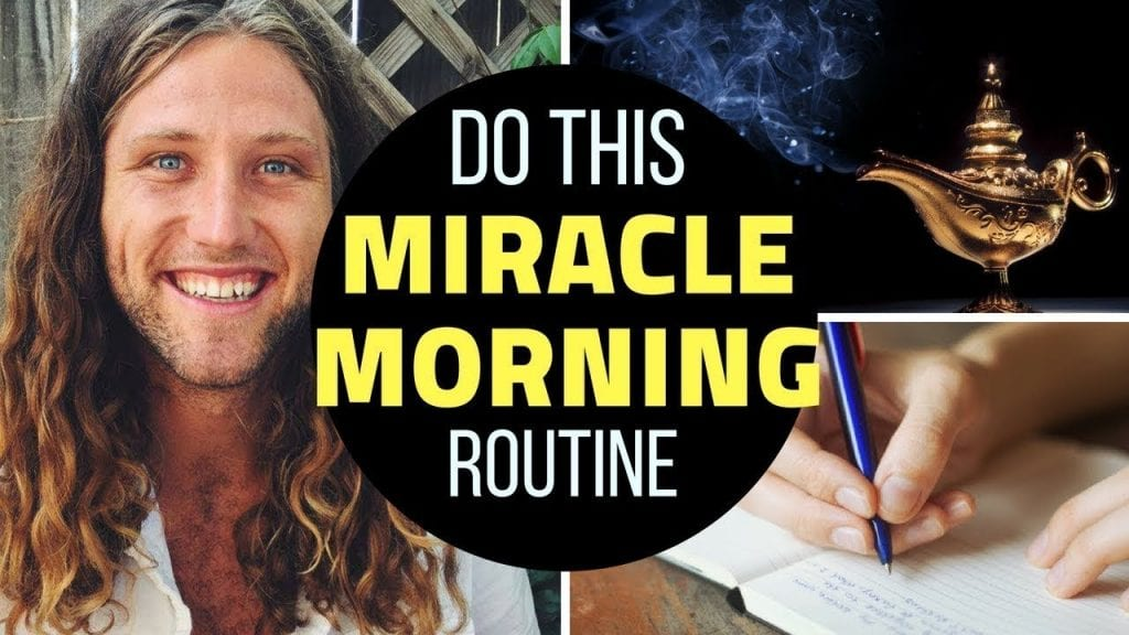 The Most Powerful Morning Routine For The Law of Attraction | Morning Routine For 2021 (MUST TRY!)