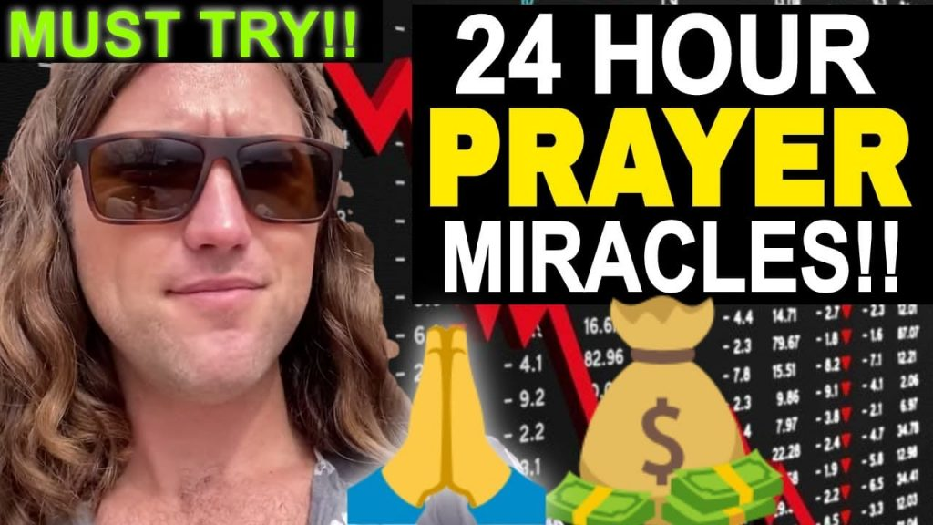 BREAKTHROUGH PRAYER to Manifest Anything in 24 Hours!! YOUR MANIFESTATION IS NEAR!!!