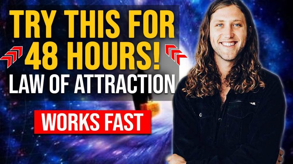 YOU WONT BELIEVE HOW QUICKLY THIS WORKS! | Law of Attraction Technique