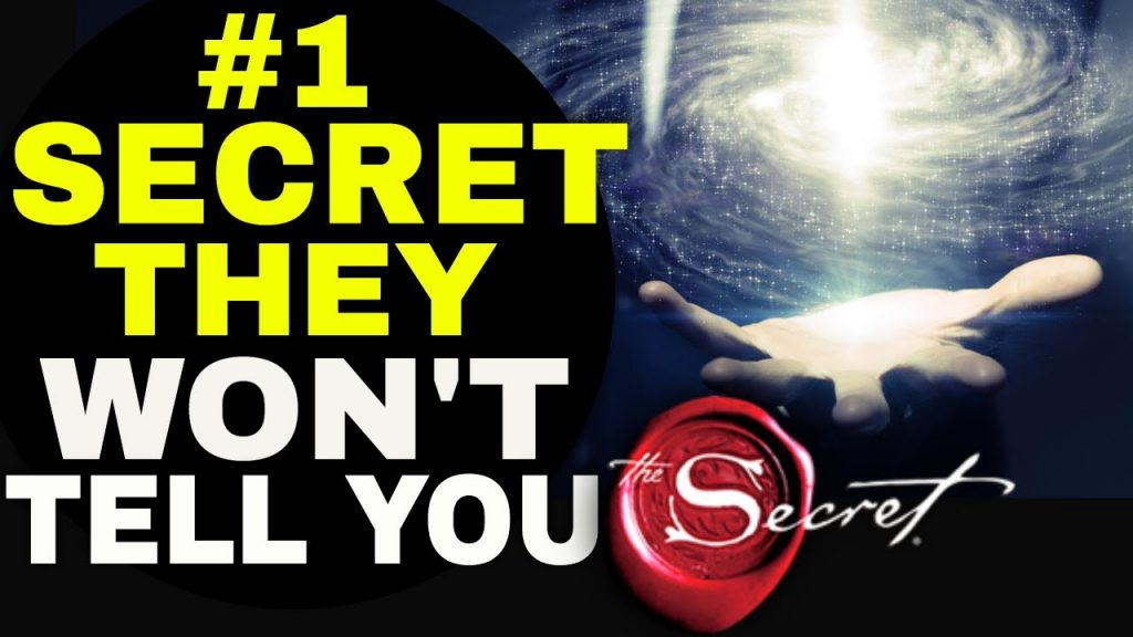 MANIFESTING IS EASIER THAN YOU THINK ? The LAW of ATTRACTION (The Secret)