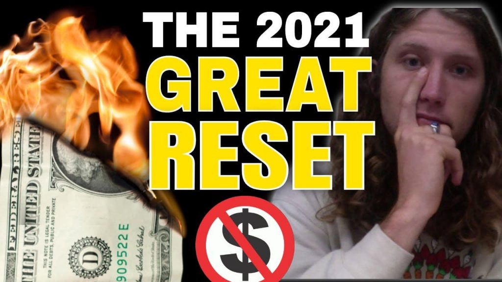 THE GREAT RESET (Explained!) - 7 Ways To Prepare Financially