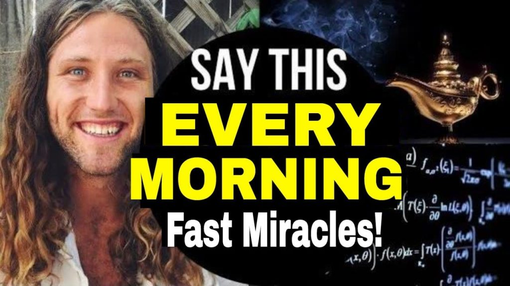 11 Morning Affirmations For The Most Powerful MORNING ROUTINE EVER | Law of Attraction