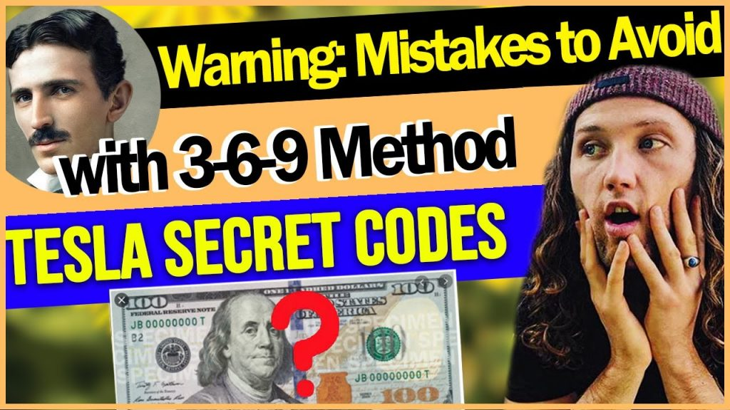 TOP 3 MISTAKES TO AVOID WHEN USING THE 369 MANIFESTATION METHOD (Manifest ANYTHING You Want)