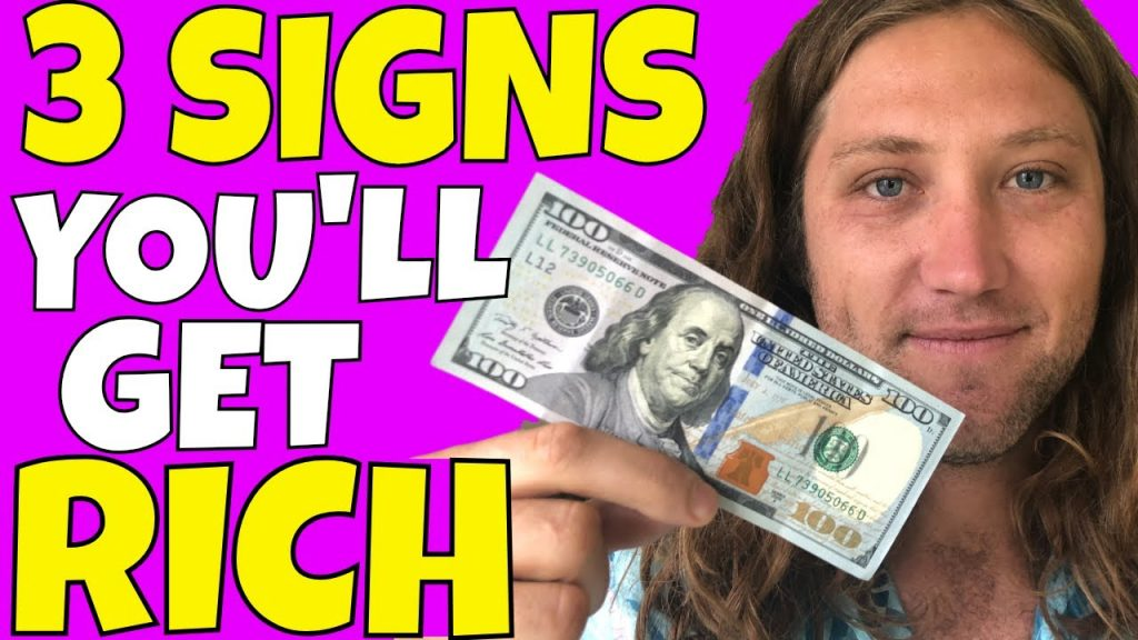 3 SIGNS YOU WILL Manifest Money Fast Using The Law of Attraction | (WARNING! LIFE-CHANGING!)