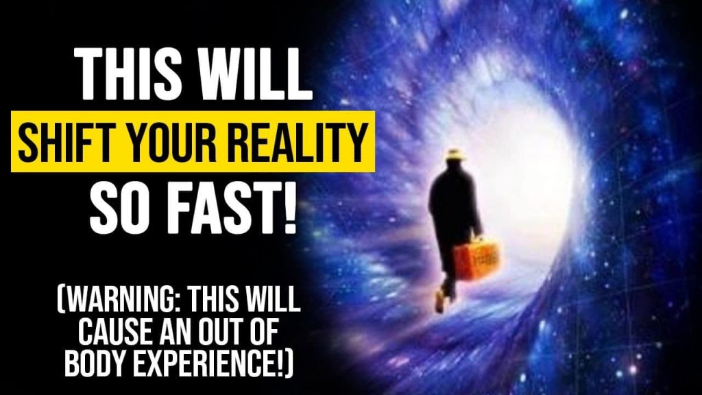 5D Reality - How to Shift To a Higher Dimension and Manifest Faster! (Law of Attraction)