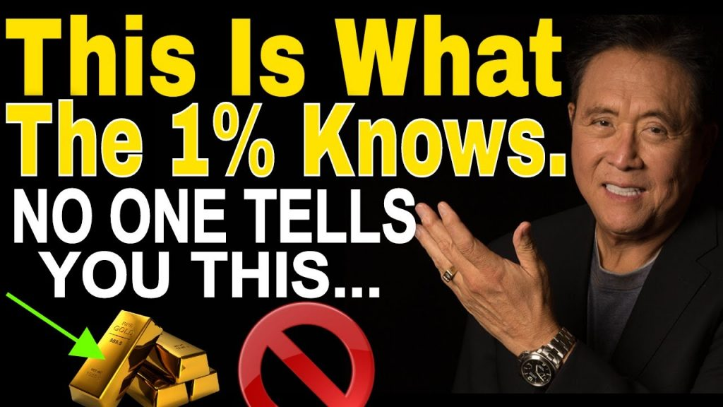 Robert Kiyosaki: #1 Signs You Will Never Get Rich (Rich Dad Poor Dad)