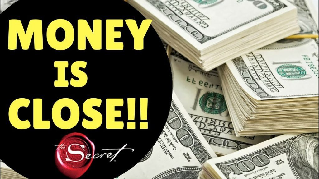 10 Signs Your Financial Breakthrough Money Manifestation Is NEAR!!! (The Law of Attraction)