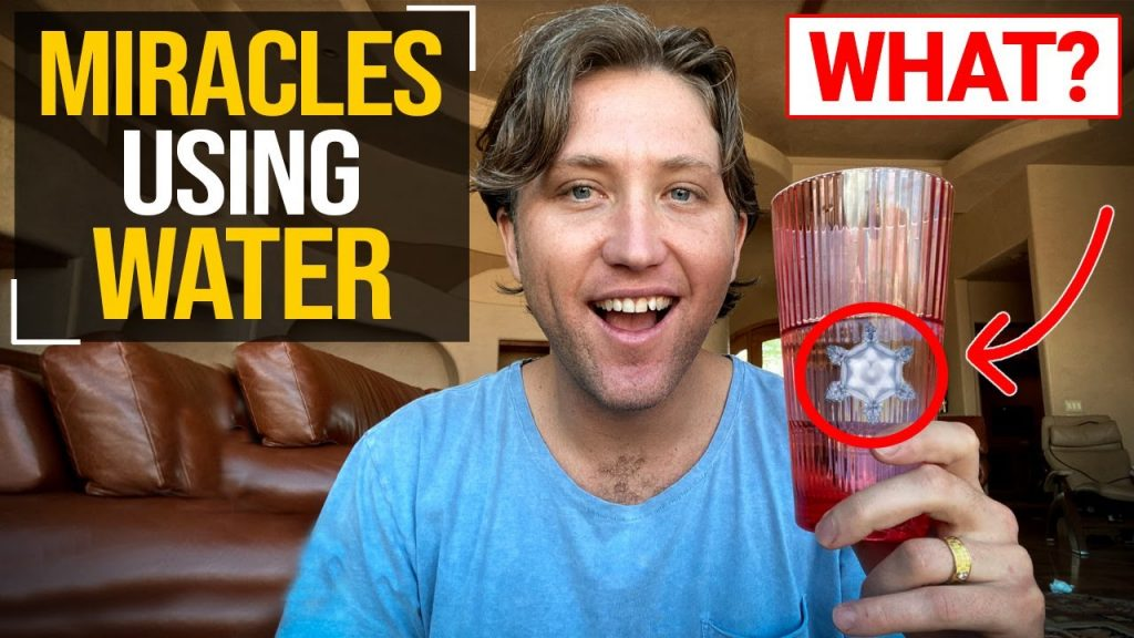 I Manifested My Dream Life Using WATER?!