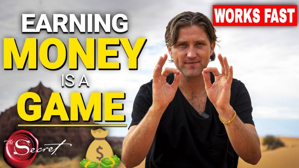 Making Money is EASY using the Law of Attraction