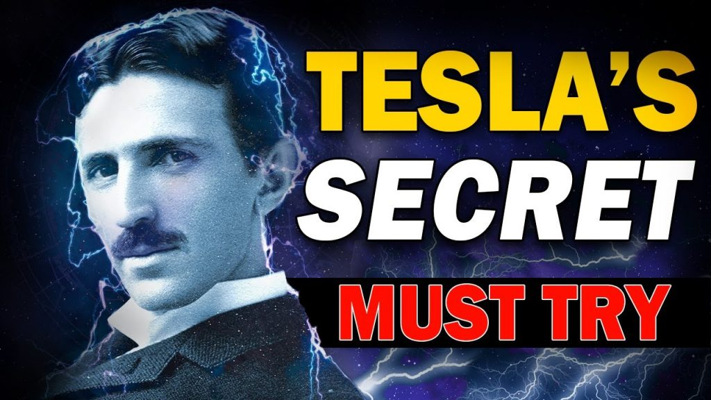 Nikola Tesla Was Right - We Found The Magic Frequency!